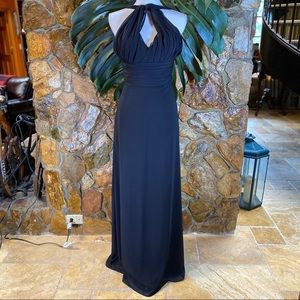 Beautiful Black Long Gown